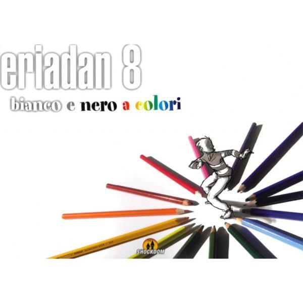 eriadan 8 - Bianco e nero a colori - Pagina interna