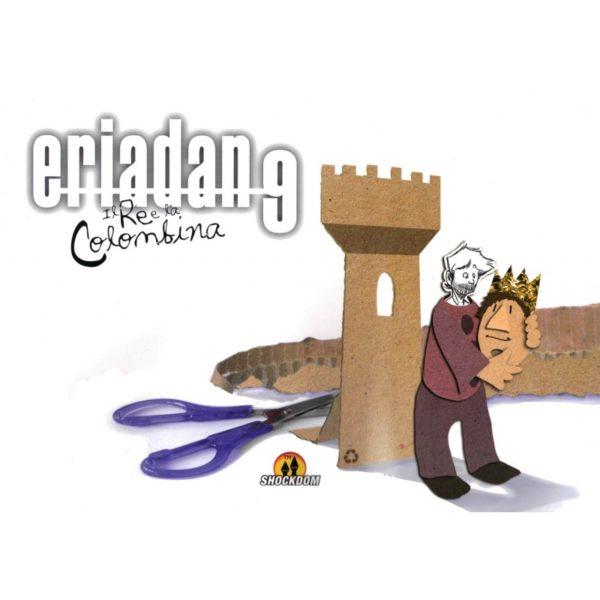 eriadan 9 - Il Re e la Colombina - Pagina interna