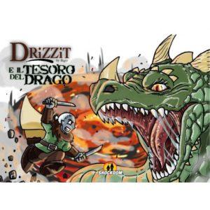 Drizzit Vol.1 - Il Tesoro del Drago - Copertina