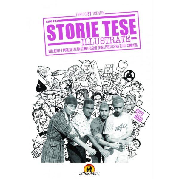 Storie Tese Illustrate 1979-1996 - Copertina