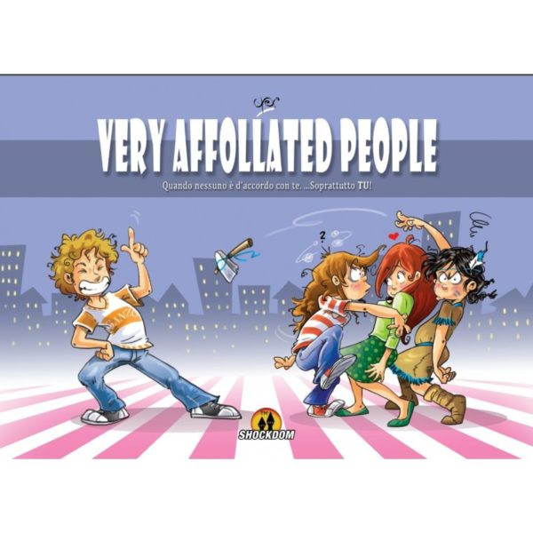 Very affollated people