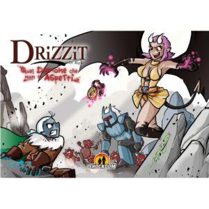 Drizzit Vol.4 - Quel demone che non ti aspetti - Pagina interna