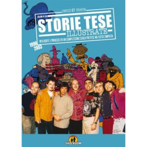 Storie Tese Illustrate 1996-2003 - Quarta di copertina