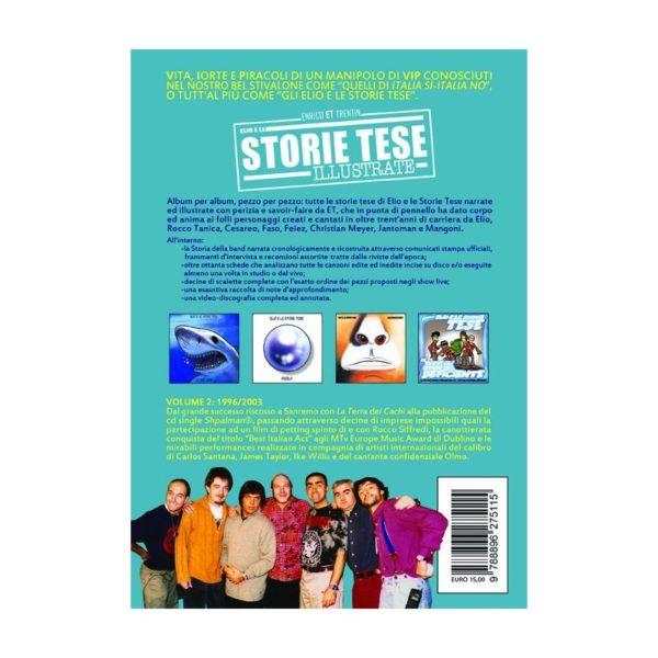 Storie Tese Illustrate 1996-2003 - Quarta di copertina