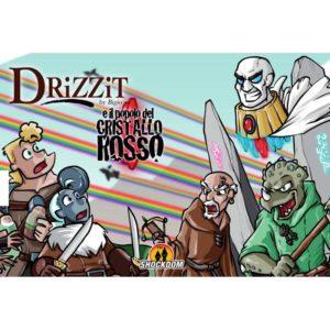 Drizzit Vol.5 - Il popolo del cristallo rosso - Pagina interna