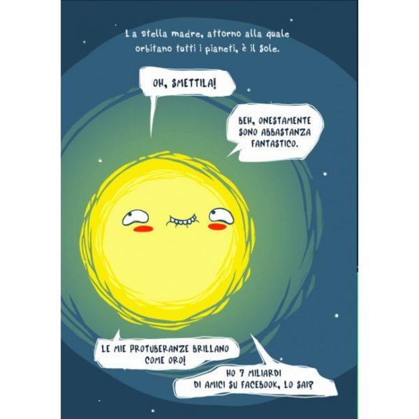 Il fantastico pianeta - Pagina interna