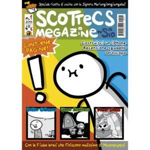 Scottecs Megazine 1: Roba furbuffa