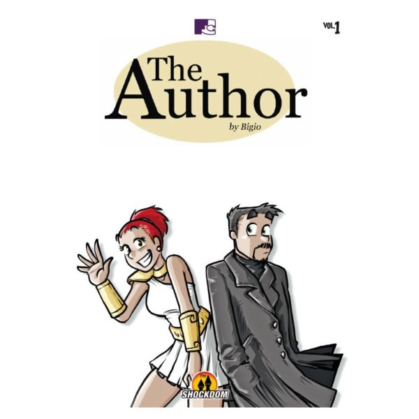 The Author vol.1 - Immagine interna