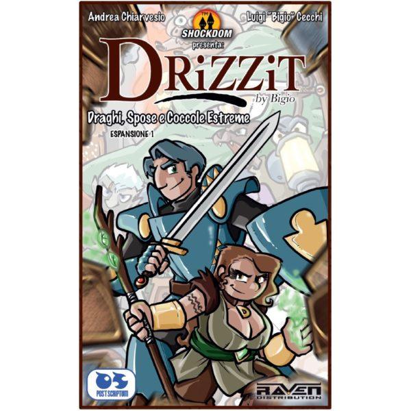 Drizzit - Il Gioco di Carte - Carta