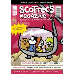 Scottecs megazine n.13