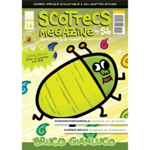 Scottecs Megazine 14: Bruco Gianluco