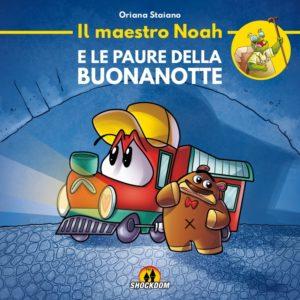 Il maestro Noah e le paure delle buonanotte