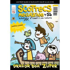 Scottecs Megazine 15: Dragor Boh Zuper